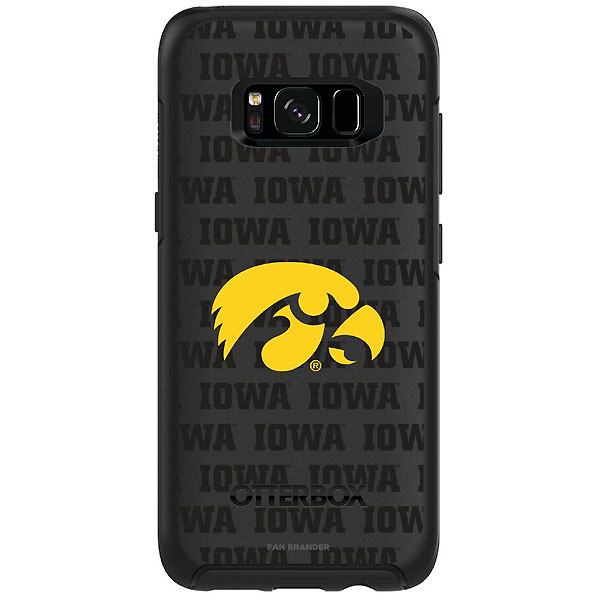 Iowa Hawkeyes Galaxy 8S Cell Phone Cover