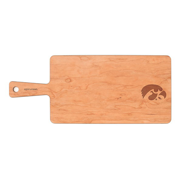Iowa Hawkeyes Wood Fiber Handy Cutting Board