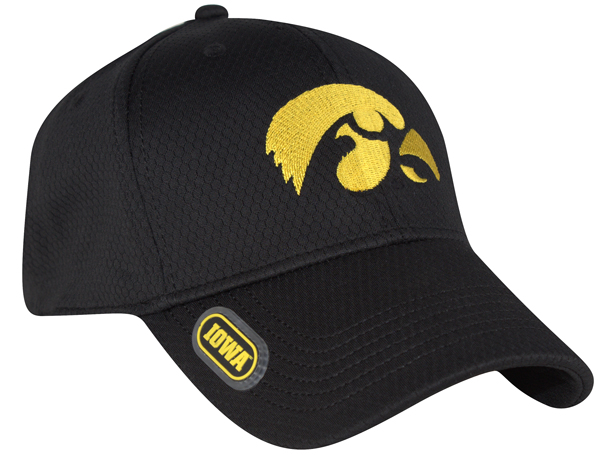 Iowa Hawkeyes  Golf Hat (With Golf Marker)