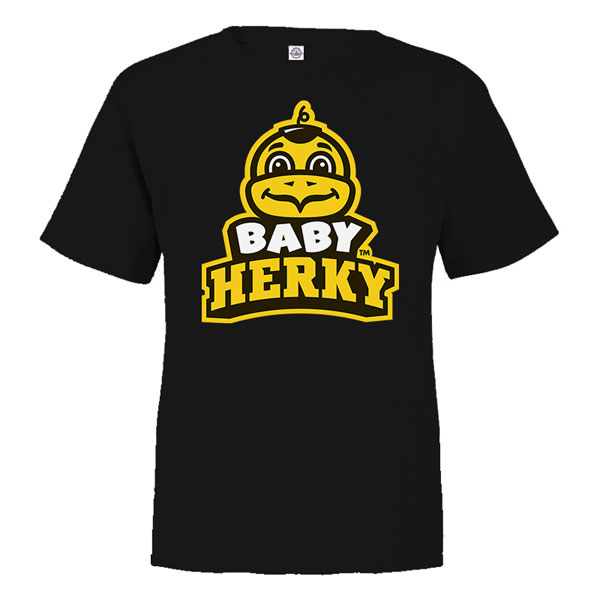 Iowa Hawkeyes Infant Little Tee