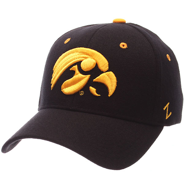 Iowa Hawkeyes Staple Stretch Cap