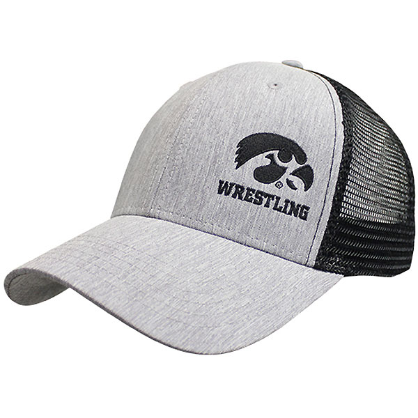 Iowa Hawkeyes Wrestling Cap