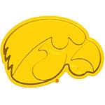 Iowa Hawkeyes Cake Pan w/ Stand