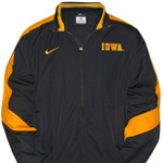 Iowa Hawkeyes Backfield Jacket