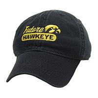 Iowa Hawkeyes Toddler Cap-Black