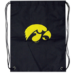 Iowa Hawkeyes String Back Sack