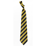 Iowa Hawkeyes Stripe Tie