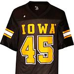 Iowa Hawkeyes #45 Football Replica Jersey - Home