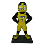 Iowa Hawkeyes Herkey Figure-Basketball