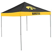 Iowa Hawkeyes Economy Tailgate Tent
