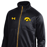 Iowa Hawkeyes Triad Jacket