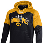 Iowa Hawkeyes Arch Hoody-Black
