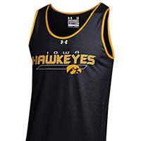 Iowa Hawkeyes Tank-Black