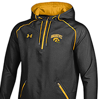 Iowa Hawkeyes 1/4 Zip Jacket