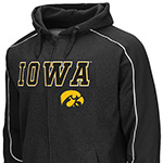 Iowa Hawkeyes Thriller Hoody