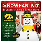 Iowa Hawkeyes Snowfan Kit