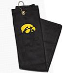 Iowa Hawkeyes Golf Towel