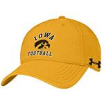 Iowa Hawkeyes Rip Stop Cap-Gold