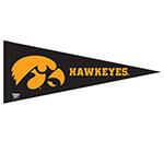 Iowa Hawkeyes Premium Pennant