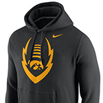 Iowa Hawkeyes Icon Hoody