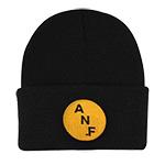 Iowa Hawkeyes ANF Knit Cap