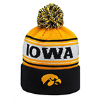 Iowa Hawkeyes Ambient Pom Cap