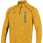 Iowa Hawkeyes Twist Tech Long-Sleeve Tee-Gold
