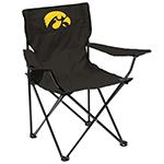 Iowa Hawkeyes Quad Chair