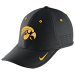 Iowa Hawkeyes Coaches Cap