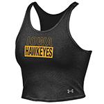 Iowa Hawkeyes Women's Bralette Top