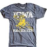 Iowa Hawkeyes Mr. Herky Tee