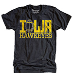 Iowa Hawkeyes Mr. Iowa Ball Tee