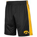 Iowa Hawkeyes Layup II Shorts
