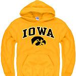 Iowa Hawkeyes Hoody - Gold