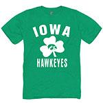 Iowa Hawkeyes St Patricks Day Tee