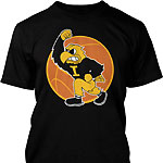 Iowa Hawkeyes Basketball Dimples Tee