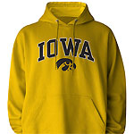 Iowa Hawkeyes Mascot Hoody (Gold)