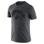 Iowa Hawkeyes Ignite Logo Tee