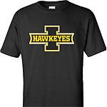 "Iowa Hawkeyes Youth ""I"" Logo Tee"
