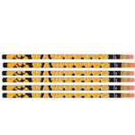 Iowa Hawkeyes 6-Pack Pencils