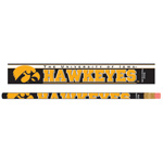 Iowa Hawkeyes Pencil