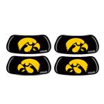 Iowa Hawkeyes Logo Eye Black