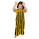 Iowa Hawkeyes Toddler Overalls