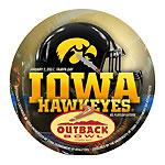 Iowa Hawkeyes Outback Bowl Button