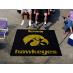 Iowa Hawkeyes TAILGATER Mat