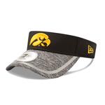 Iowa Hawkeyes Adjustable Training Visor
