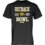 Iowa Hawkeyes Outback Bowl Air Raid Tee