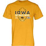 Iowa Hawkeyes Outback Bowl Spiral Tee