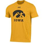 Iowa Hawkeyes T.A.P.S Gold Tee