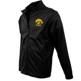 Iowa Hawkeyes Golf Black Jacket